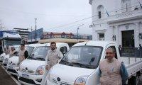 El Municipio incorporó camionetas para agilizar la respuesta a los reclamos del sistema 147