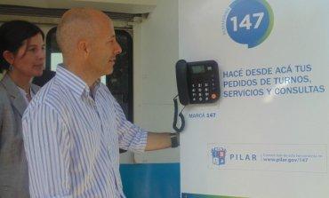 Colocan líneas telefónicas en los Centros de Atención Vecinal para obtener turnos
