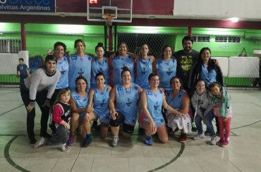 Se jugó la 4° fecha de la Liga Municipal de Básquet Femenino