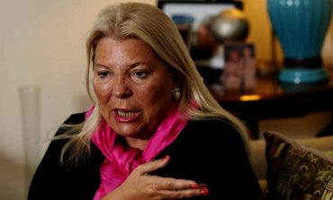 Elisa Carrió dijo que un derquino recibió $ 1.500 para denunciarla por enriquecimiento