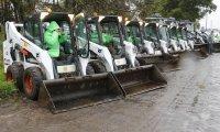 Se sumaron más de 20 nuevos vehículos para acelerar las tareas de higiene urbana en los barrios