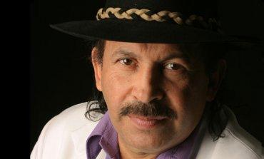 El cantante Antonio Ríos le pondrá música a las Fiestas Patronales de Zelaya