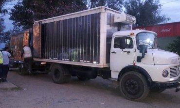 Profundizan controles a camiones que ingresan a Pilar con mercadería