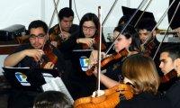 La Orquesta Sinfónica de Pilar y un concierto para ayudar a un comedor comunitario