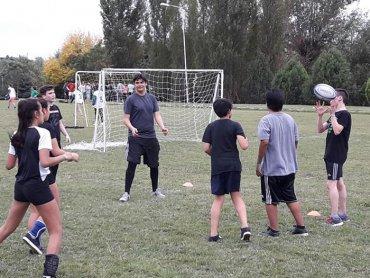Se abrió el año de las Escuelas Deportivas Municipales con una fiesta en el Polideportivo