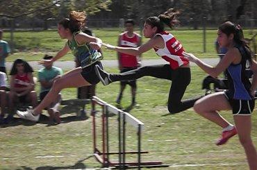 La Escuela Municipal de Atletismo se lució en Giles