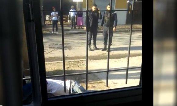 Video - Tiroteo y terror en Manuel Alberti: dos heridos