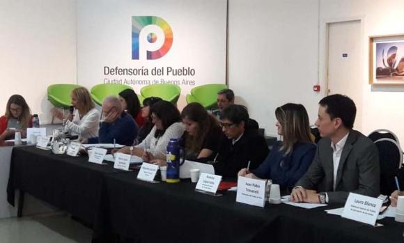 El Defensor del Pueblo de Pilar participó de una jornada de debate con pares de todo el país