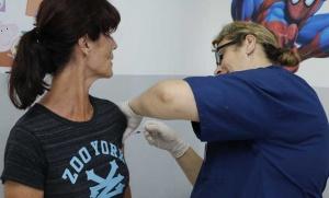 Ya se vacunaron más de 42.000 personas contra la gripe en Pilar
