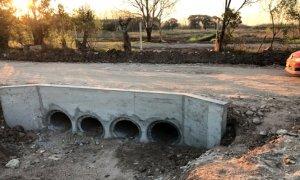 Eidico concluyó parte de obras para prevenir inundaciones
