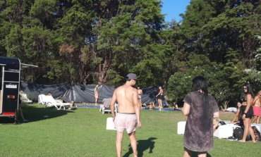 Clausuran una «pool party» y un encuentro gaucho