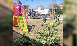 La Comuna concretó obras de puesta en valor en espacios públicos