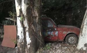 Crisis social: Matrimonio vive dentro de un auto y pide ayuda para poder sobrevivir