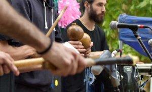 Enseñarán en Pilar el reconocido método de percusión e improvisación por señas