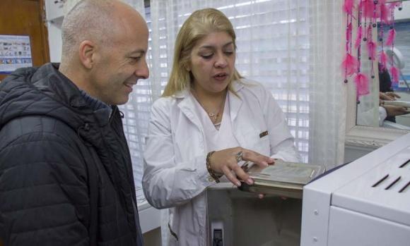 El Centro de Atención al Paciente Diabético atiende a 2300 vecinos pilarenses al mes