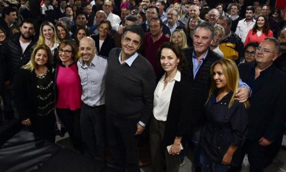 """Ducoté: """"Vamos a seguir transitando el camino del cambio junto a Macri y Vidal"""""""