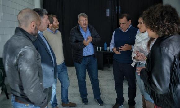 """D'Onofrio reclamó """"un gran esfuerzo"""" para lograr en Pilar la unidad del Frente de Todos"""