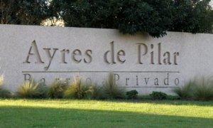 Otro robo en un country de Pilar: ladrones armados asaltaron dos casas
