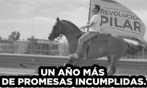 """""""Un año más de promesas incumplidas"""""""