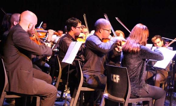 La Orquesta Sinfónica de Pilar se prepara para una doble presentación