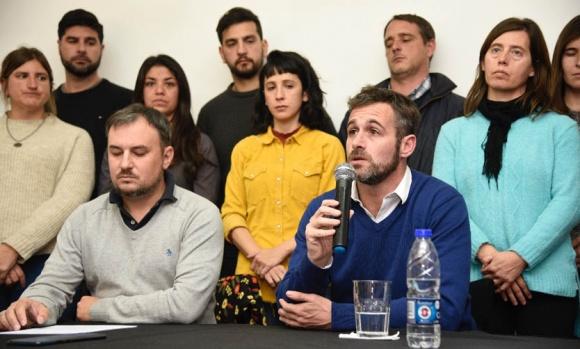 """Achával denunció que Cambiemos quiere """"manipular"""" la elección"""