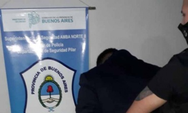 Mecheros robaron ropa de un local: un detenido