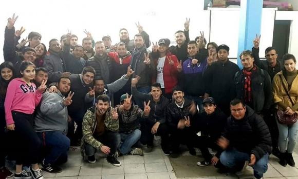 Pitronaci participó de plenario de jóvenes de la JP del colectivo militante