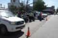 En marzo, hubo 2 fallecidos y 122 heridos en siniestros viales en Pilar