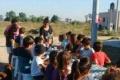 Sin ayuda del Estado, un merendero pide colaboración para darle de comer a 80 chicos