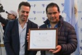 Reconocen a Ezequiel Fleitas, subcampeón mundial de Futsal para personas con Síndrome de Down